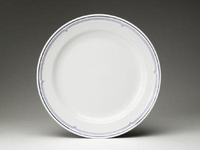 """Image from object titled Tallrik """"Kontur"""", modell BV"""