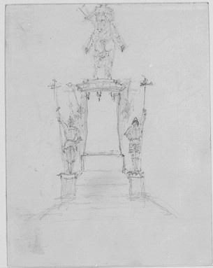 Karl IX monument