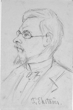 Konstnären Johan Ericson