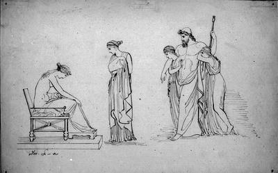 Komposition i antikiserande stil