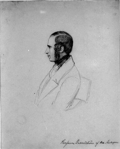 Mansporträtt, profil