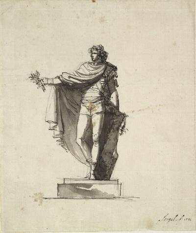 Skisser till Gustav III-stoden