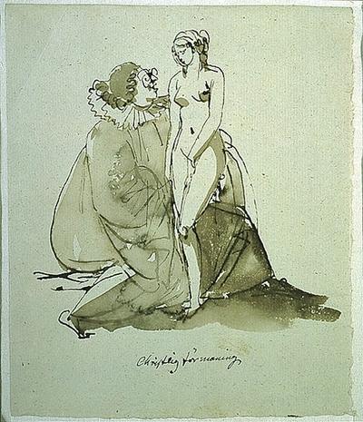 Prästen och flickan