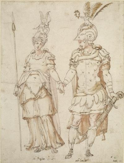 Alexander och Thalestris