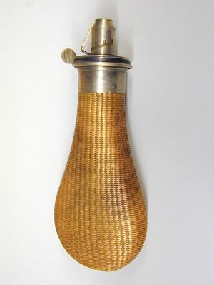 Krutflaska, Stykes patent, 1800-tal.