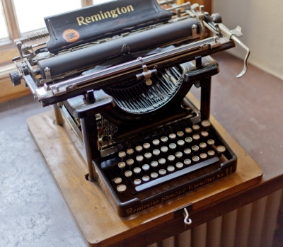 Image from object titled Remington Standard
