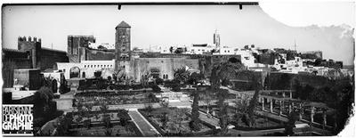 Rabat - Jardin et Kasbah des Oudaïas