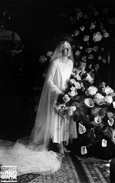MARIÉE POIRET. PARIS, 1925.