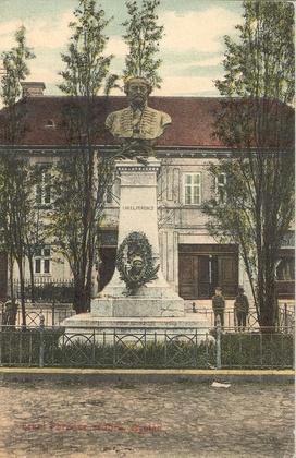 Gyula, Erkel Ferenc szobra (1900-as évek)