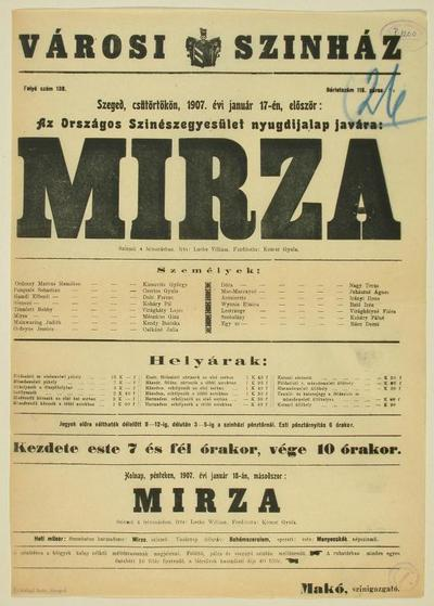 Image from object titled Mirza