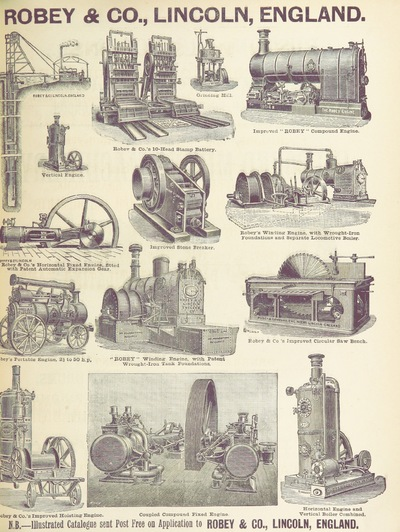 "Image from object titled technology from ""The Universal Mining Code for the use of mining companies, mining engineers ... The Code words specially selected to comply with the Telegraph Convention rules, by G. Ager"""