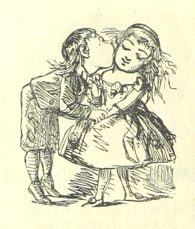 "romance from ""[Love Lyrics and Valentine Verses, for young and old. [E. M. Davies. With illustrations.]]"""