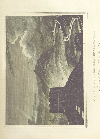 """Image from object titled fortifications from """"A General View of the World, geographical, historical and philosophical; on a plan entirely new"""""""