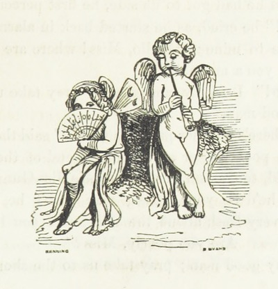 "romance from ""Love's Provocations; being extracts taken ... from the diary of Miss Polly C.-. By Cuthbert Bede"""