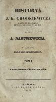 Image from object titled Historya J. K. Chodkiewicza wojewody wileńskiego, hetmana wielkiego W. Ks. Lit. T. 1