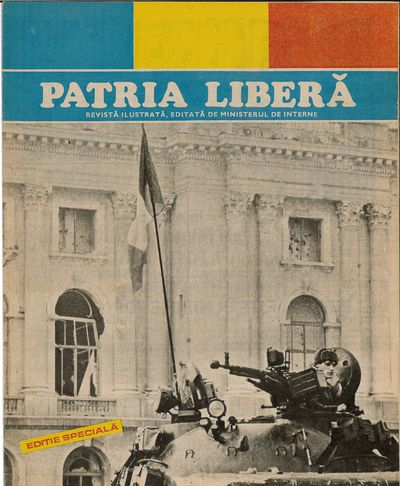 "Image from object titled Revista ilustrată ""Patria liberă"""