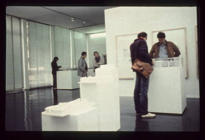 Image from object titled Diapositive: Kochstr. 18, 1980-1981