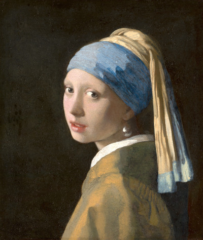 Image from object titled Girl with a Pearl Earring