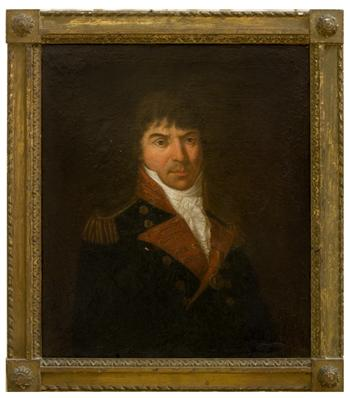 Image from object titled Portrait of Pietro Paolo Castagna, Governor of Gozo.