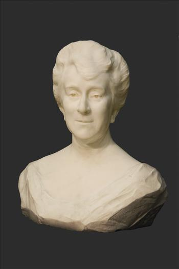 Portrait of Mrs.Elisa Gollcher