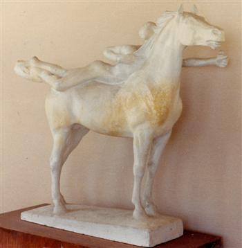Archer on Horseback