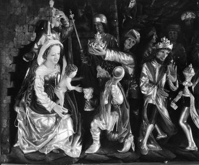 Die Geschichte von der Geburt Christi