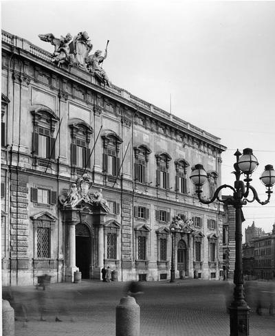 Image from object titled Palazzo della Consulta