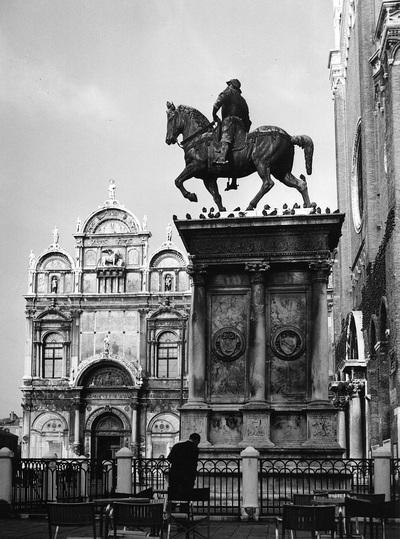 Reiterdenkmal für Bartolomeo Colleoni