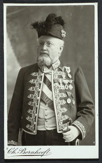 Porträt Franz-Joseph Weber