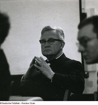 Portraitserie Georg Muche