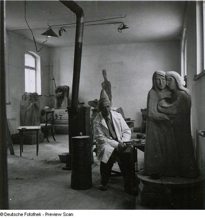 Portraitserie Berthold Müller-Oerlinghausen