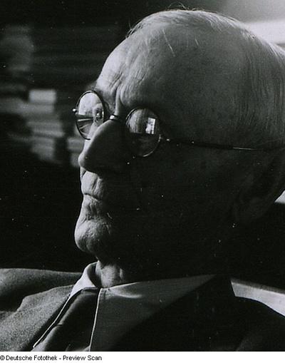 Portraitserie Hermann Hesse