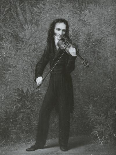 Der Geiger Nicolo Paganini