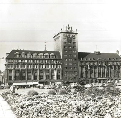 Bankhaus Kroch (ehemals); Haus der Arbeit