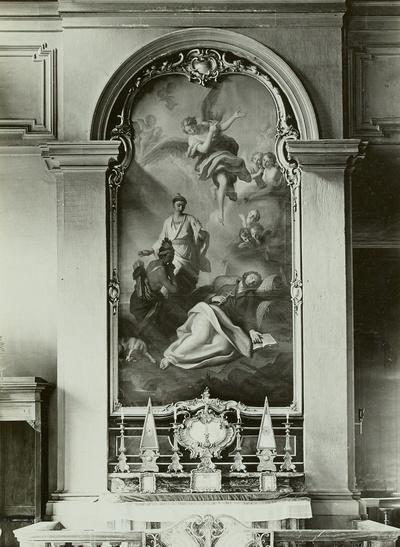 Der Tod des heiligen Franz Xaver