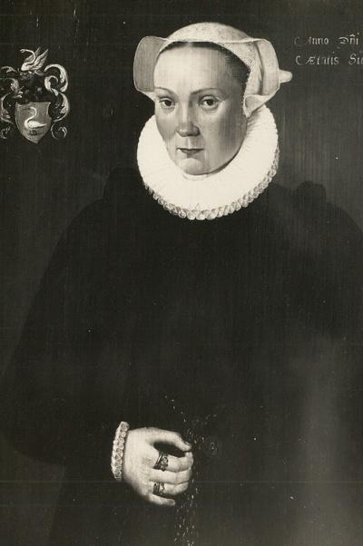 Bildnis einer jüngeren Frau
