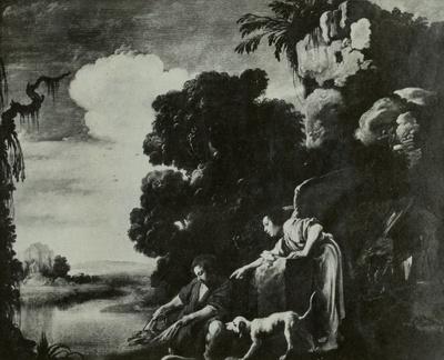 Der junge Tobias und der Engel