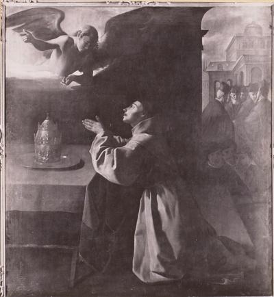Darstellungen aus dem Leben des heiligen Bonaventura
