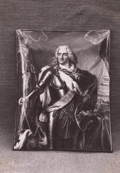 Porträt Augusts des Starken