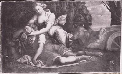 Diana und Endymion