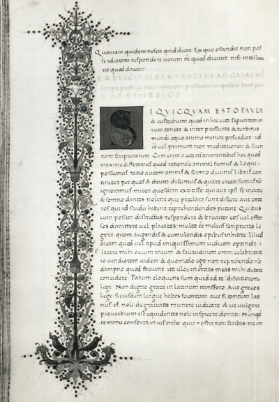 S. Hieronymus: Commentarii in epostolas S. Pauli
