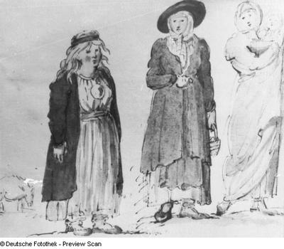 Esthnische Bäuerinnen
