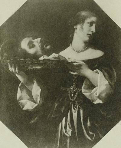 Die Tochter der Herodias