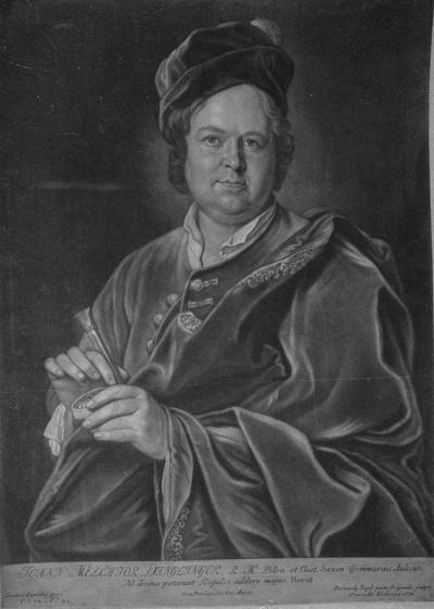 Dinglinger, Johann Melchior