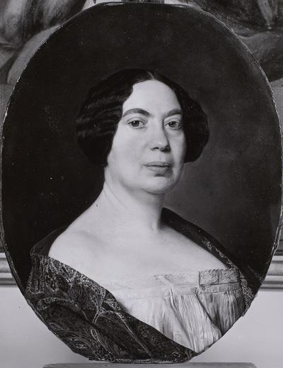Bildnis des Fräuleins Josephine Johannes