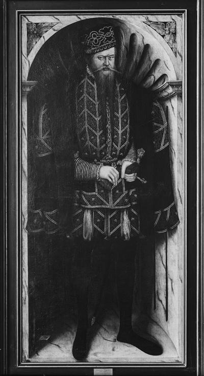 Bildnis Kurfürst August von Sachsen