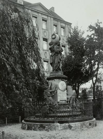 Denkmal für Herzog Leopold von Braunschweig