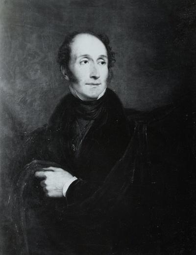 Bildnis des Carl Maria von Weber