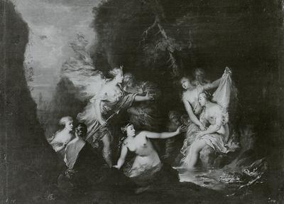 Diana entdeckt Kallistos Fehltritt