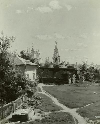 Hof in Moskau